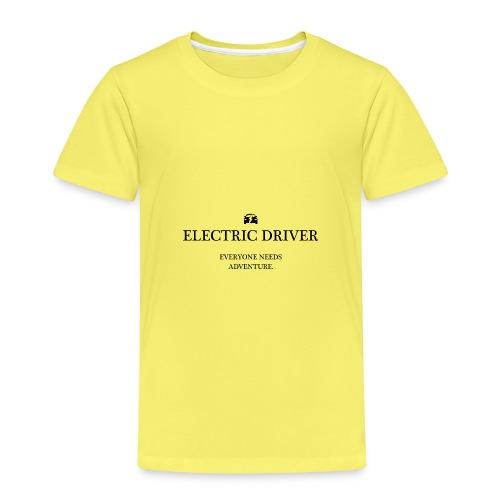 Electric Driver - Maglietta Premium per bambini
