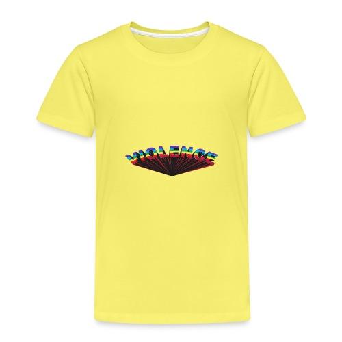 VIOLENCE typographie - T-shirt Premium Enfant
