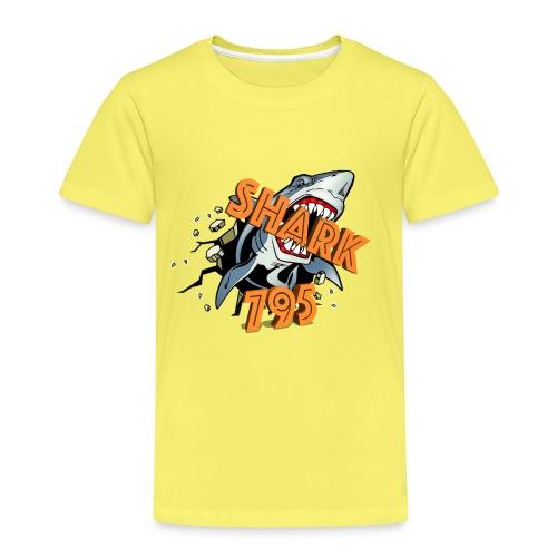 shark 795 logo - Maglietta Premium per bambini