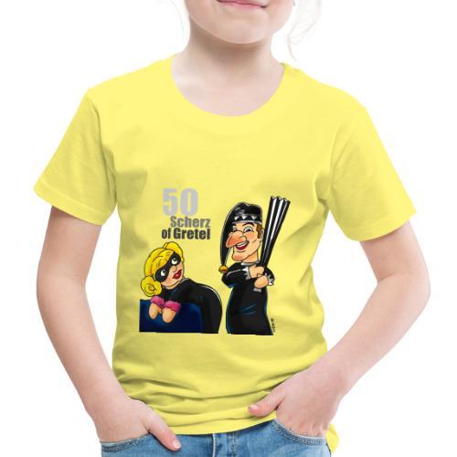 BDSM Kasperl - Kinder Premium T-Shirt