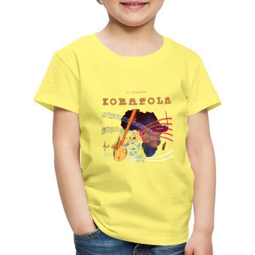 KORAFOLA - Maglietta Premium per bambini