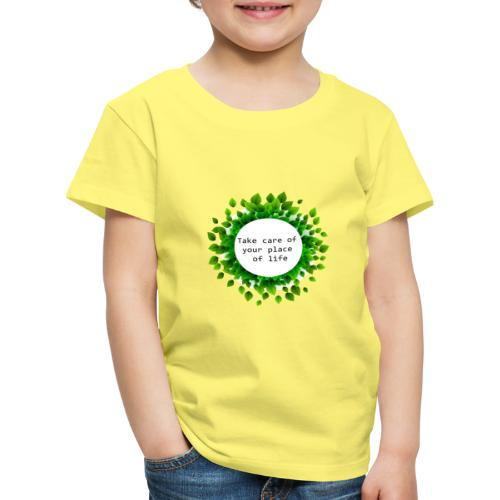 Ambiente - Camiseta premium niño