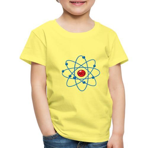 No a las bombas - Camiseta premium niño