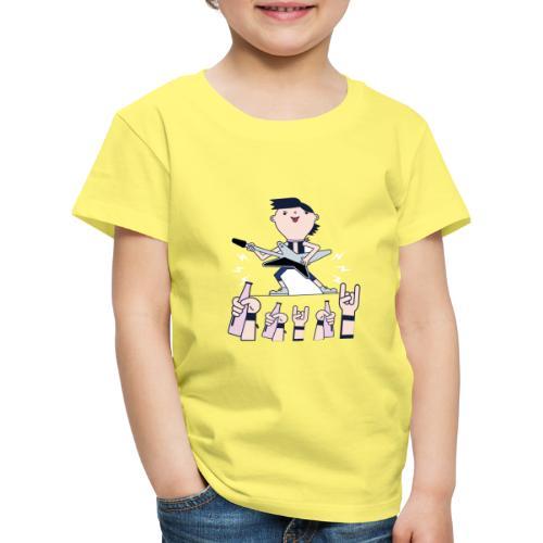 Rock and roll - Camiseta premium niño
