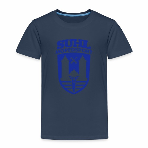 Suhl Mopedsport S50 / S51 Logo No.2 - Kids' Premium T-Shirt