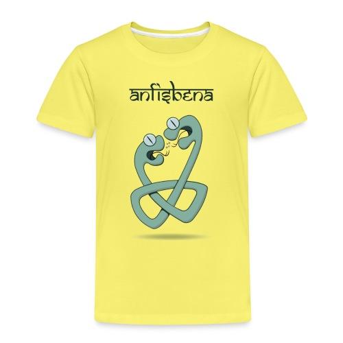 ANFISBENA - Camiseta premium niño