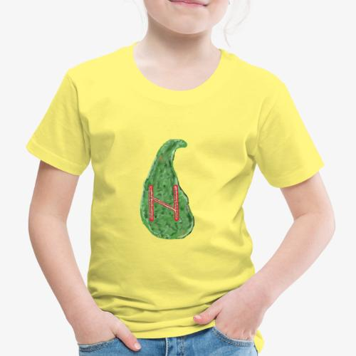 Rune Halagaz in Trendfarben - Kinder Premium T-Shirt
