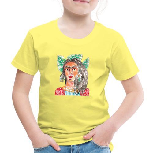 Arte & Pulsion - Frida - Camiseta premium niño