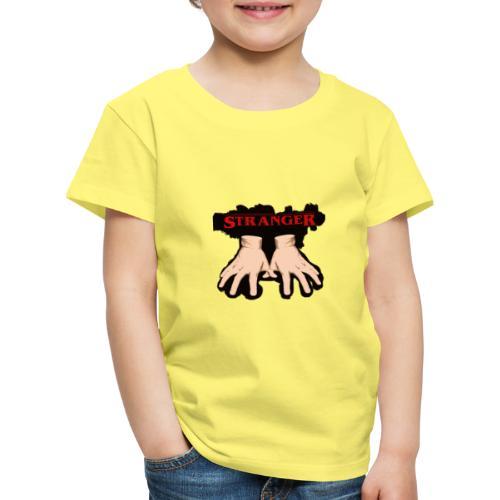 Stranger 'Addams Family' Things - Kids' Premium T-Shirt