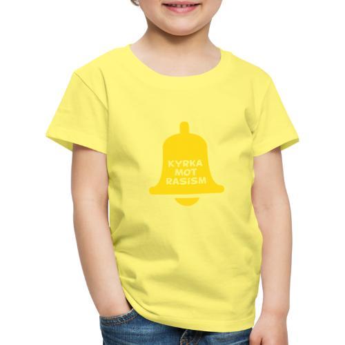 Kyrka mot rasism - Premium-T-shirt barn