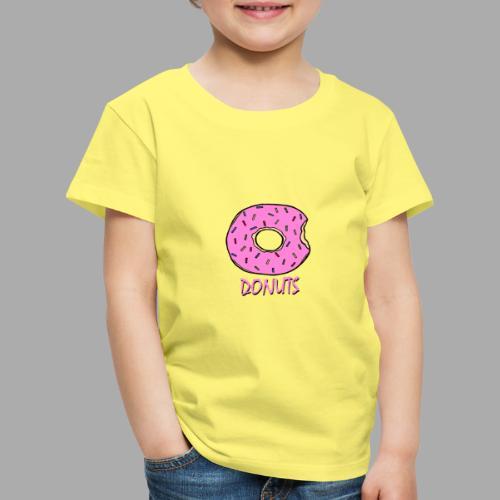 DONUTS - Camiseta premium niño