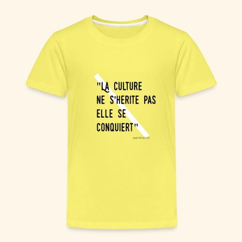 Kulture Française - T-shirt Premium Enfant