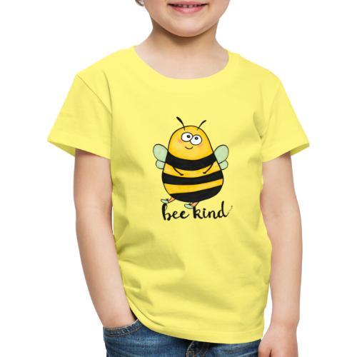 Bee Kind - Kids' Premium T-Shirt