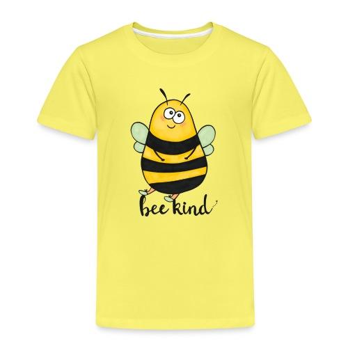 Bee Kind - Kinder Premium T-Shirt