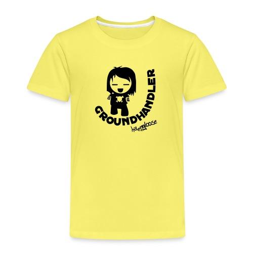 groundhandler b1 - Kinder Premium T-Shirt