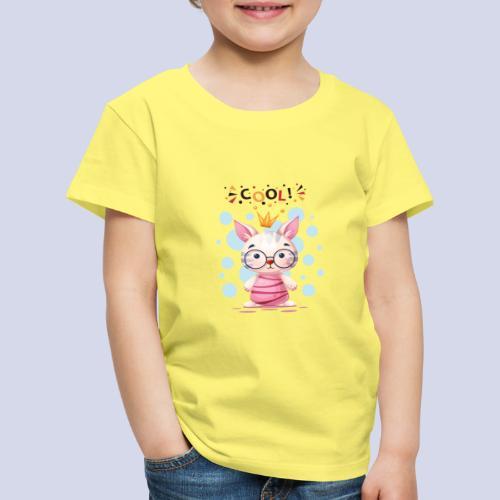 Nice Cat, Kitty Design for everyone - Kids' Premium T-Shirt