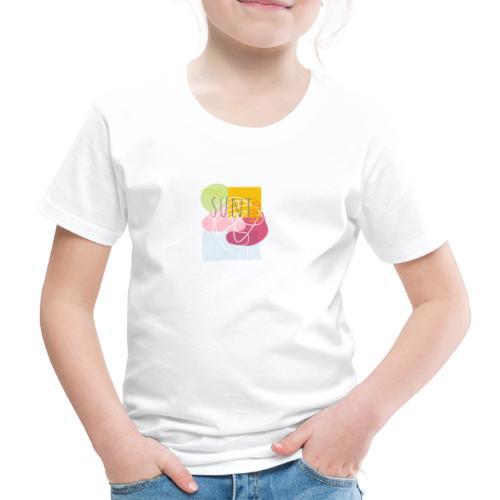 Suntime - Børne premium T-shirt