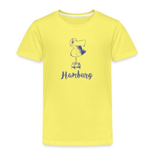 Hamburg Möwe - Kinder Premium T-Shirt