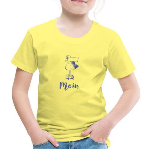 Moin Möwe - Kinder Premium T-Shirt