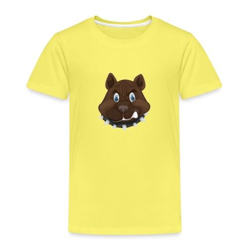 PERRO ENFADADO - Camiseta premium niño