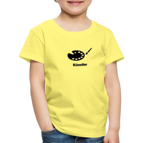 Künstler - Kinder Premium T-Shirt