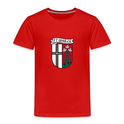 Logo farbig - Kinder Premium T-Shirt