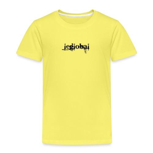 Leglobal Brand - Camiseta premium niño