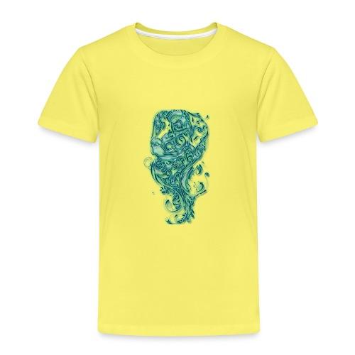 Perro azul - Camiseta premium niño