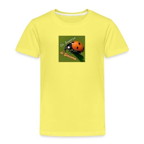 foto logo jpg - Maglietta Premium per bambini