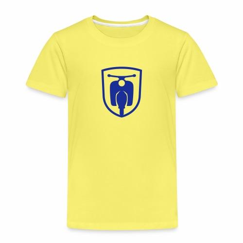 Moped Schwalbe Wappen - Kids' Premium T-Shirt