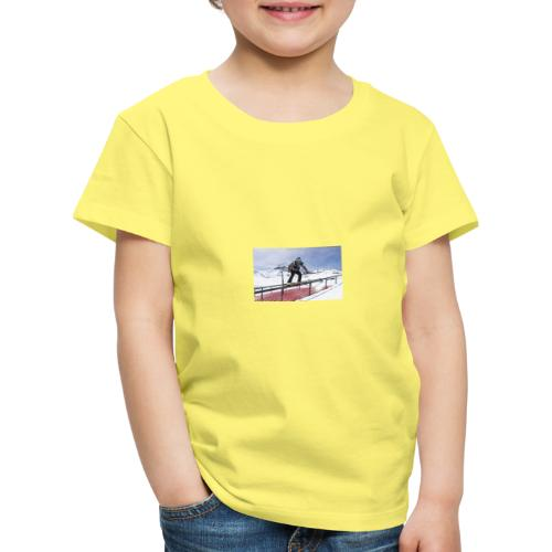 Freeski - Kinder Premium T-Shirt