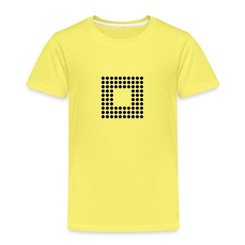 Minimal Square - Camiseta premium niño