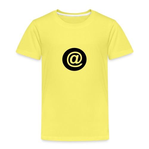 arroba_circulo - Camiseta premium niño