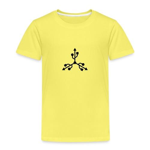 USB Art - Camiseta premium niño
