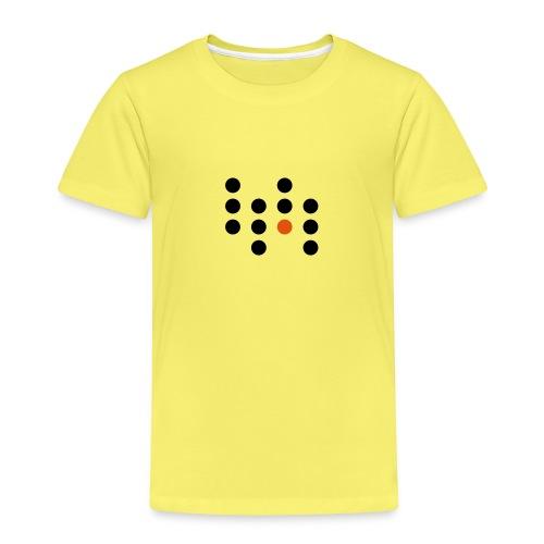 Simple Dots - Camiseta premium niño