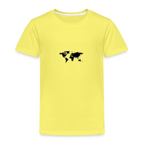mundo - Camiseta premium niño