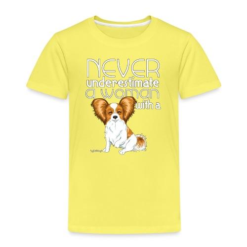 papiunderestimate2 - Kids' Premium T-Shirt