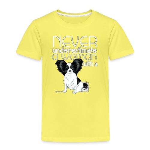 papiunderestimate3 - Kids' Premium T-Shirt