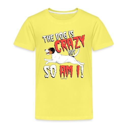 parsoncrazy - Kids' Premium T-Shirt