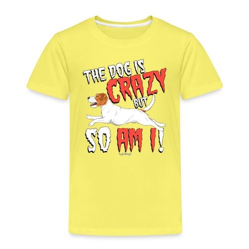 parsoncrazy2 - Kids' Premium T-Shirt