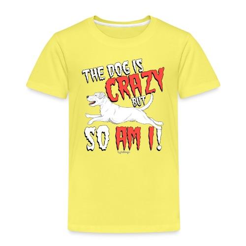 parsoncrazy4 - Kids' Premium T-Shirt