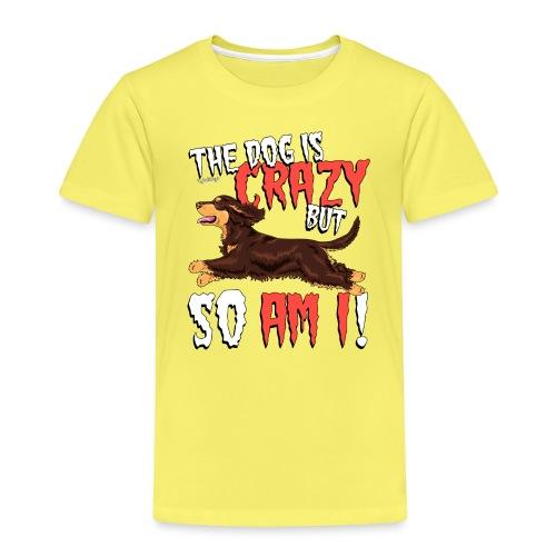 cockercrazy5 - Kids' Premium T-Shirt