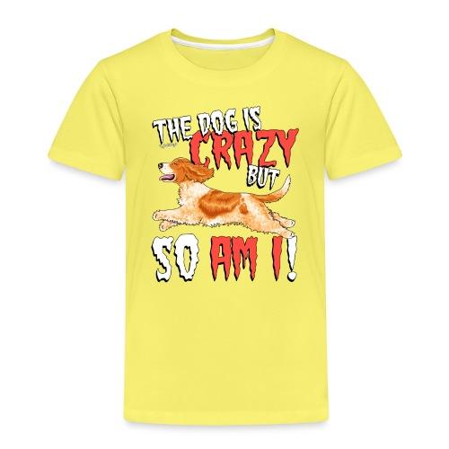 cockercrazy10 - Kids' Premium T-Shirt
