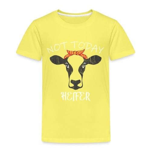 Kuh Schädel Kühe Kuhglocke Freundin - Kinder Premium T-Shirt