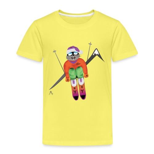 skitous png - T-shirt Premium Enfant