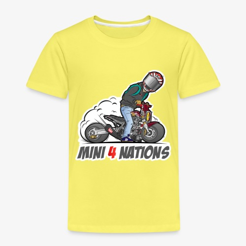 MINI4NATIONS - T-shirt Premium Enfant