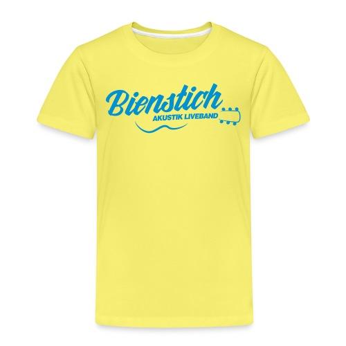 Bienstich Akustik Liveband - Kinder Premium T-Shirt