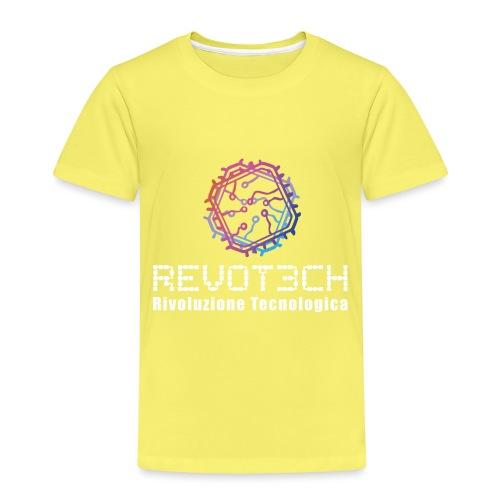 logo revot3ch - Maglietta Premium per bambini