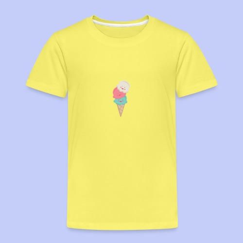 Cute Icecreams - Kids' Premium T-Shirt