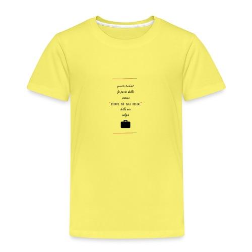TRAVEL Collection - Maglietta Premium per bambini